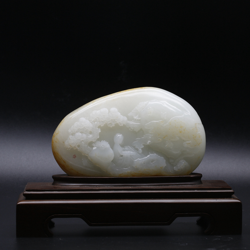 【天音悠妙】2016中国工艺美术百花奖(莆田)金奖437.2克