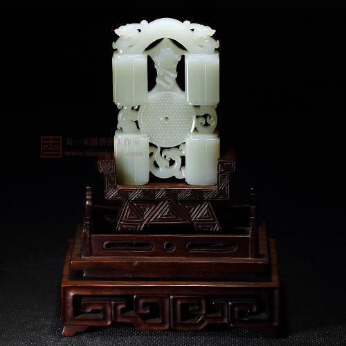 【八瑞】第二届神工奖创新金奖 92克(徐州) - 编号:SYJ001